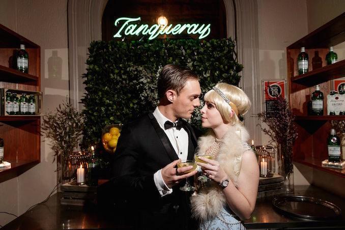 Beyond Cinema Curzon Gatsby Tanqueray 3