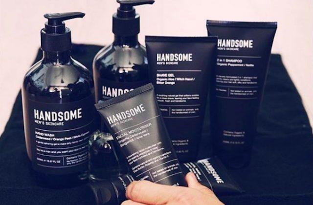 Handsome skincare