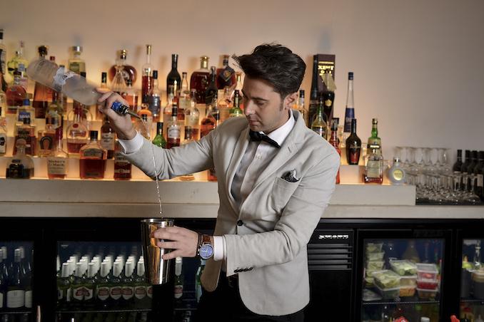 Planar bartender