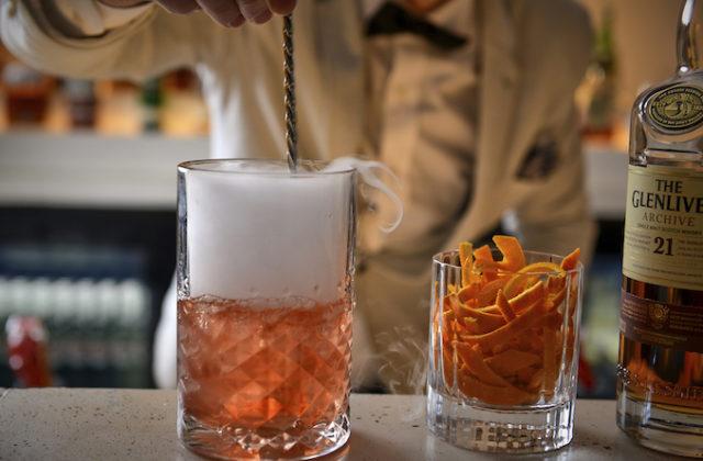 Planar cocktail