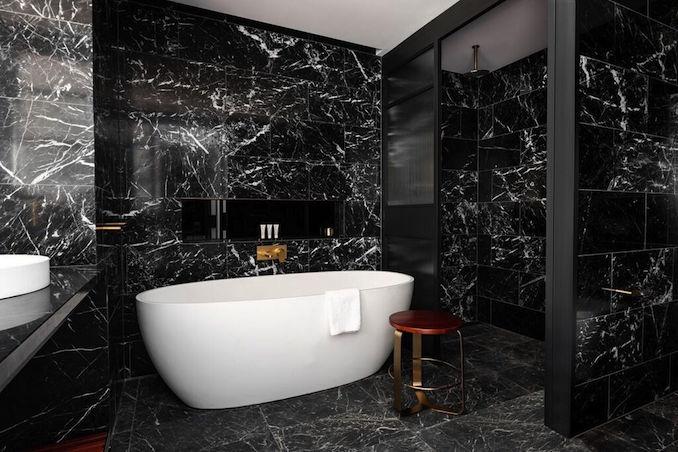 QT Perth bathroom