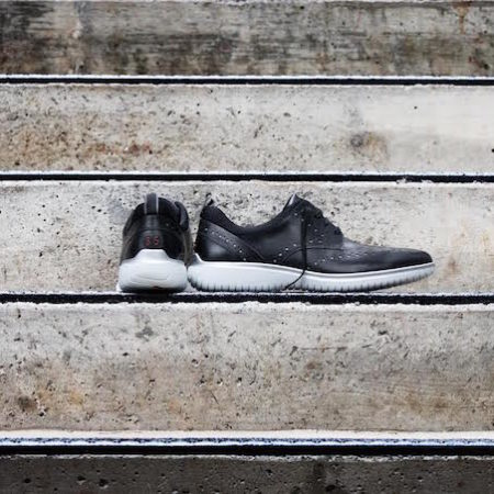 Rockport Dressports black shoes