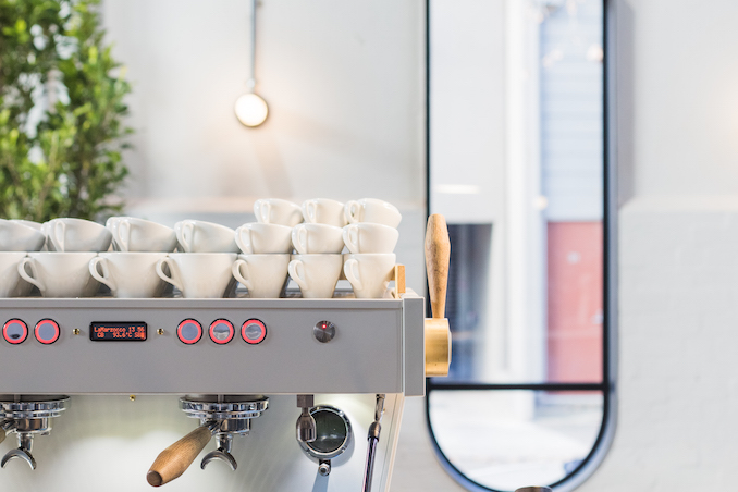Veneziano Coffee Roasters Richmond machine