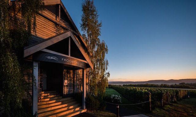 Frogmore Creek winery door