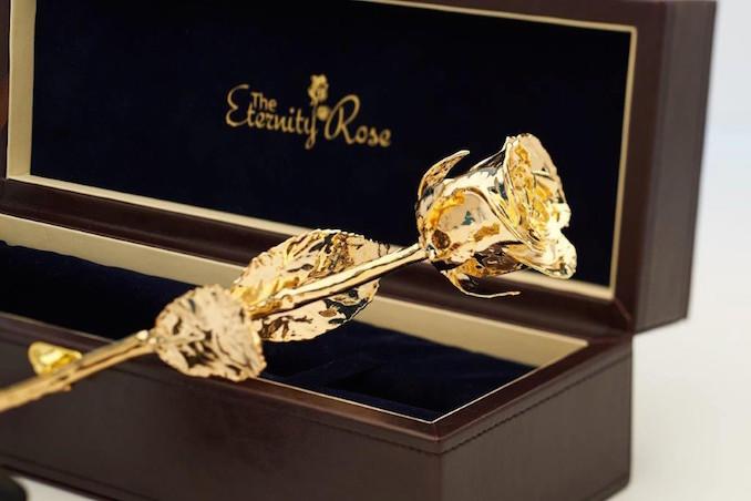Gold Eternity Rose