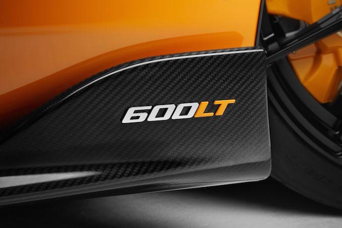 McLaren 600LT Chicane logo