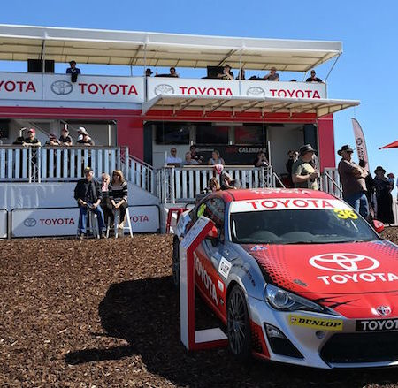 Toyota 86 Racing Series Tailem hut