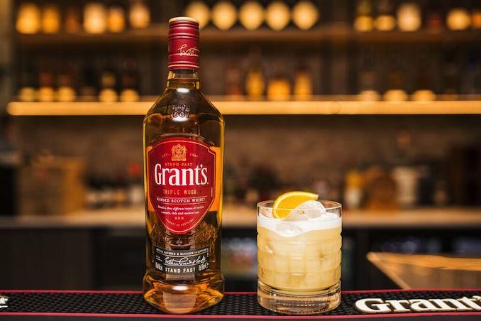 Grants triple wood whisky 1