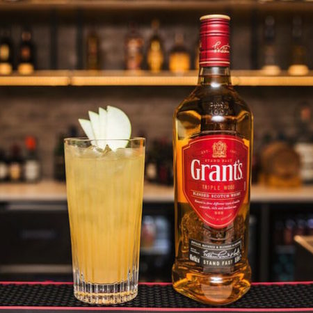 Grants triple wood whisky 2