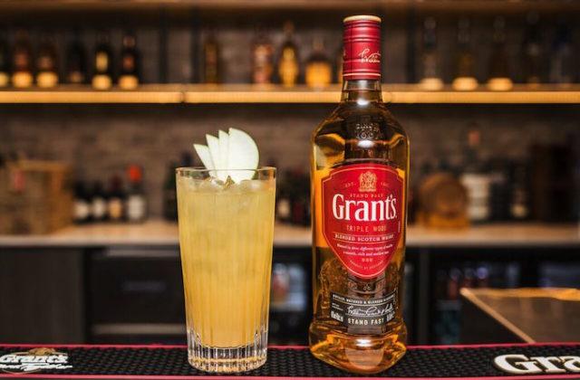 Grants triple wood whisky 2