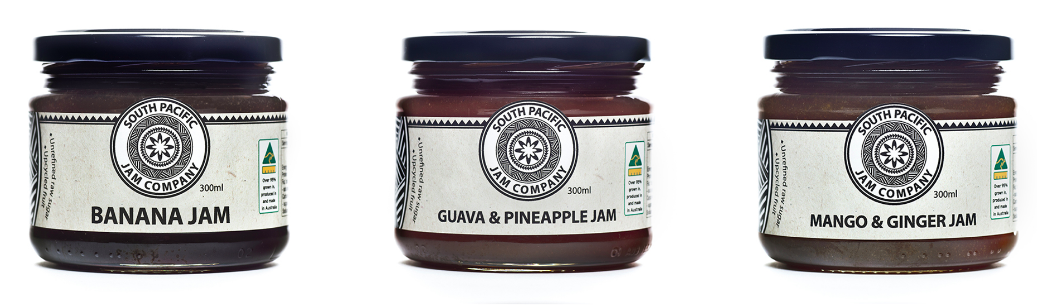 South Pacific Jam Company jams