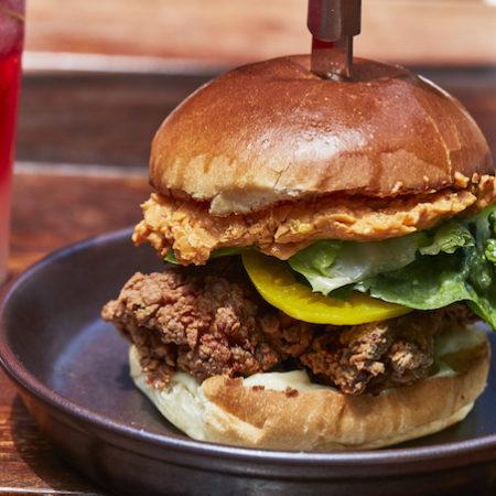 Sydney Good Food Month burger