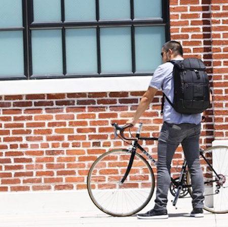 Targus Grid backpack man