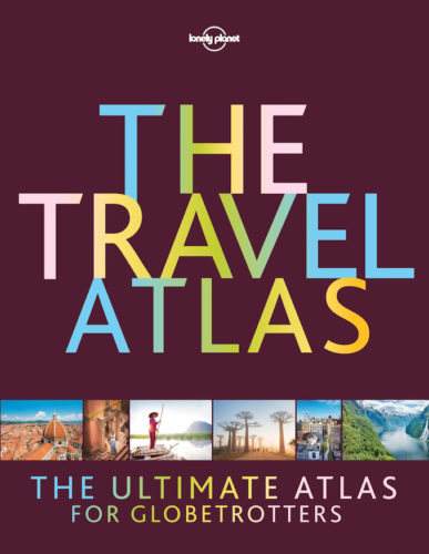 Lonely Planet atlas