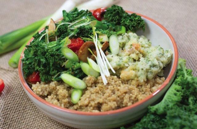 Bulk Nutrients brekkie bowl