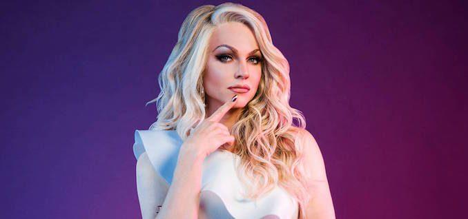 Courtney Act Shane Jenek drag queen 2
