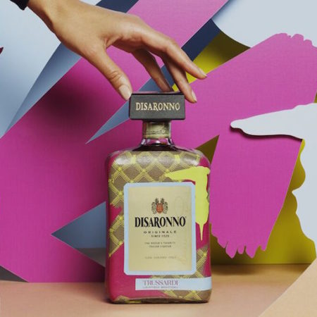Disaronno Trussardi bottle 3