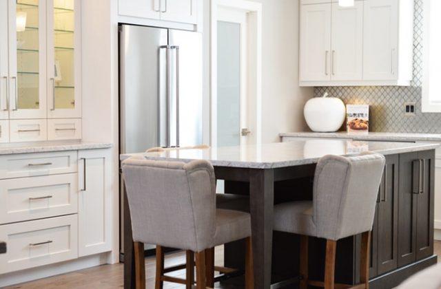 Fridge kitchen