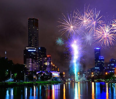 Melbourne New Years