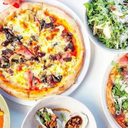Santoni pizza