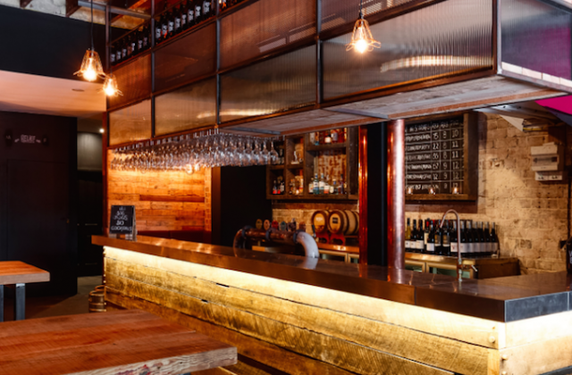 4 Pines Surry Hills bar