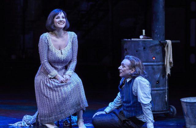 Mimi sings for Rodolfo in La Boheme