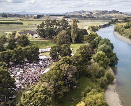 Wairarapa river