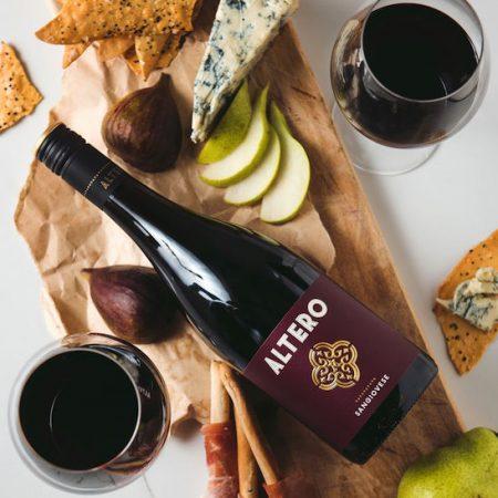 Altero wine cheese bread 3