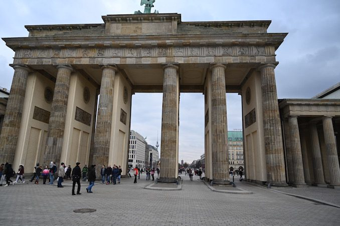 Brandenburger Door