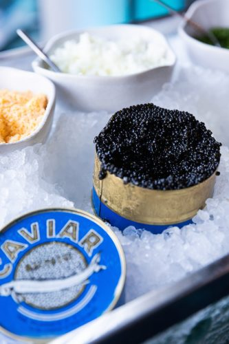 Flying Fish Star caviar