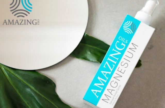 Amazing oils magnesium