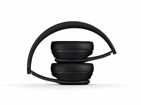 Beats by Dre matte black 2