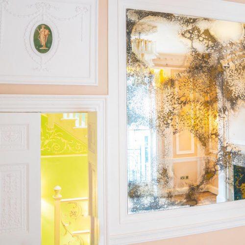 London Home Grown club mirror