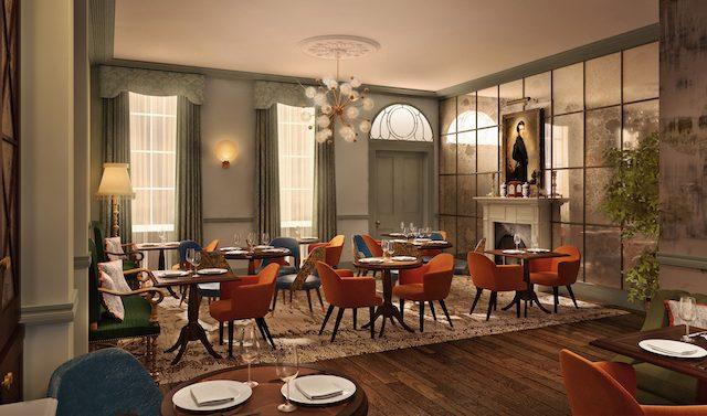 London Home Grown club restaurant