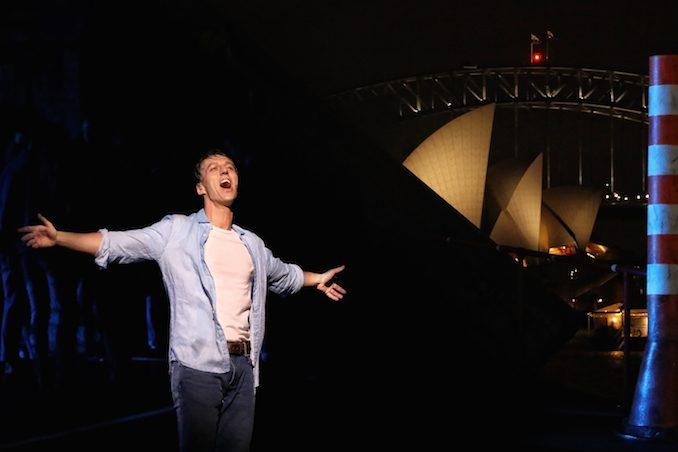 Opera Australia West Side Story HOSH Tony singing