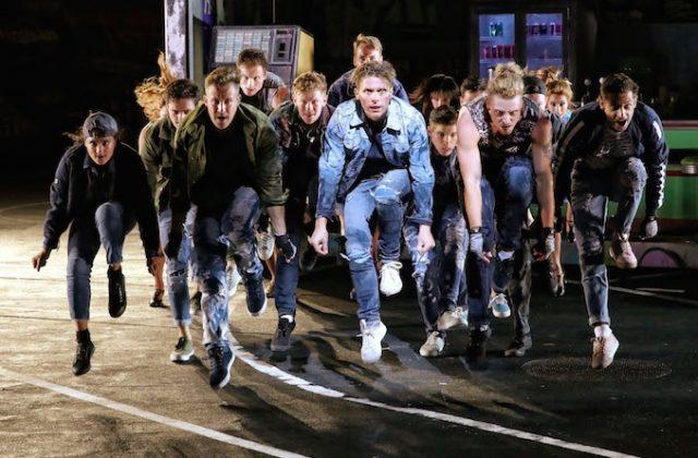 Opera Australia West Side Story HOSH dance