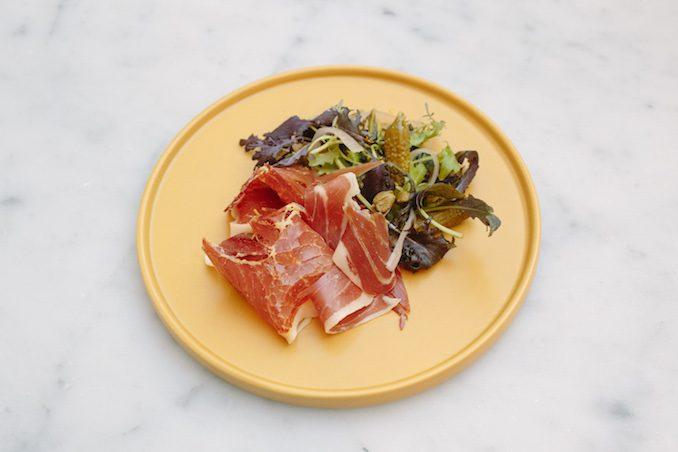 Sorolla National Gallery food