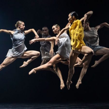 Sydney Dance Company CINCO 4