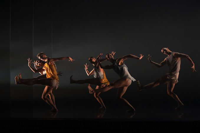 Sydney Dance Company CINCO 6