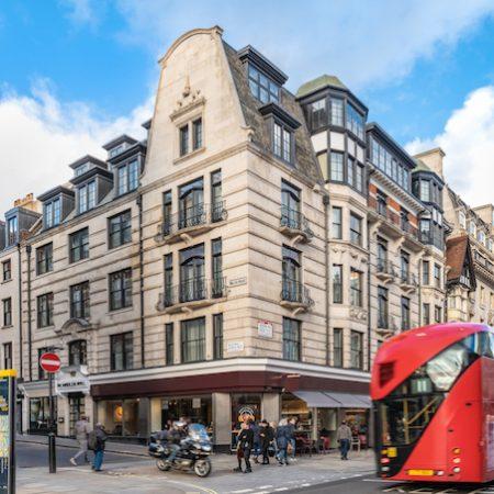 The Nadler Covent Garden - Exterior daytime