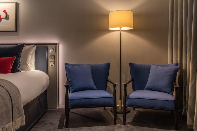 The Nadler Covent Garden - Junior Suite 509 (3)