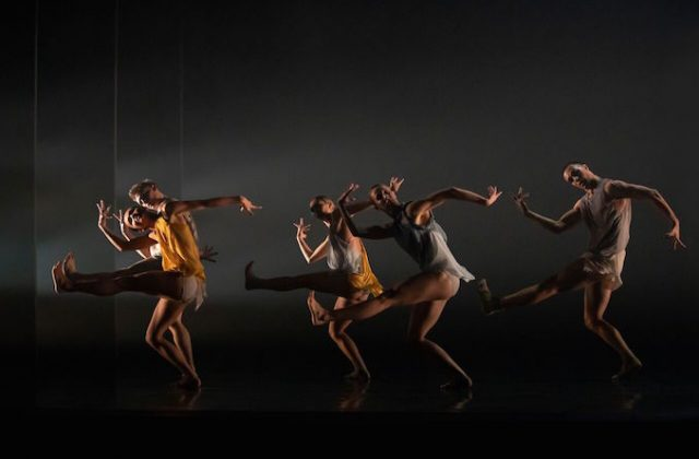 CINCO Sydney Dance 1