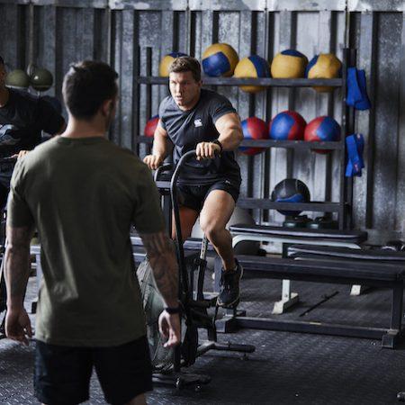 Canterbury mens gym bike