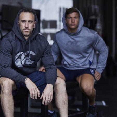 Canterbury mens gym fitness clothes