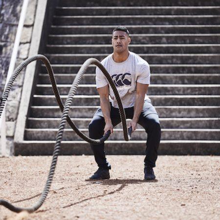 Canterbury mens gym fitness rope
