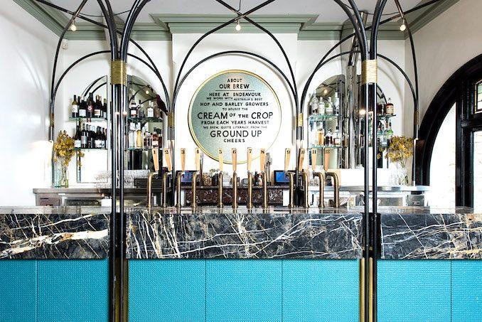 Endeavour Tap Rooms Bar