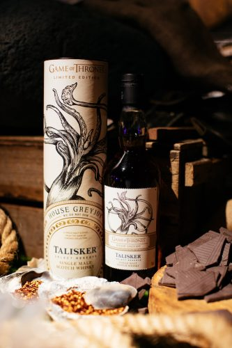Game of Thrones House Greyjoy – Talisker Select Reserve
