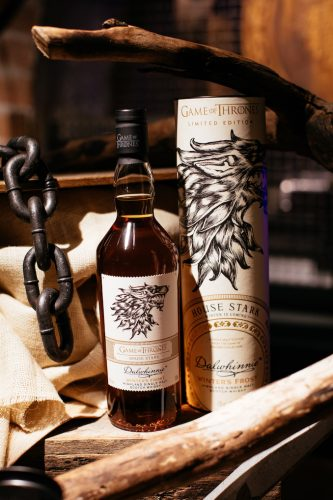 Game of Thrones House Stark – Dalwhinnie Winter's Frost
