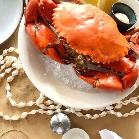 Kingsleys Woolloomooloo crab 5