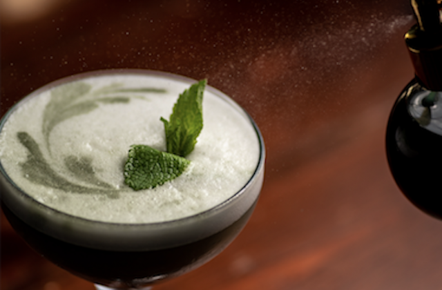 Botanist cocktail